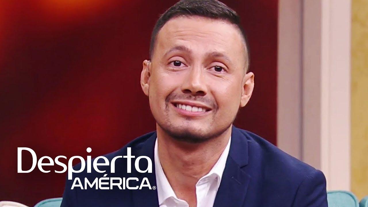 Luis Sandoval Llora De Emoción Al Revelar Públicamente Que Es Gay