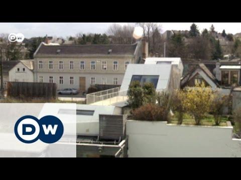 The CJ5 house in Vienna | Euromaxx