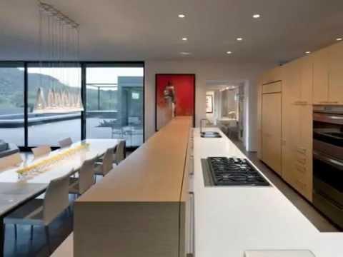 Modern Home Design Concept Of Desert House In Levin Residence In Arizona,  USA
