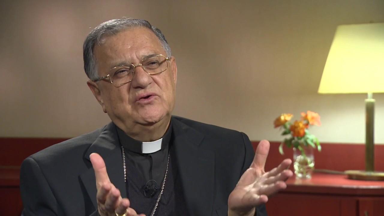 H.B. Patriarch Fouad Boutros Twal, Patriarch of Jerusalem