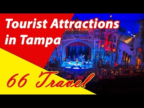 List 8 Tourist Attractions in Tampa, Florida | Travel to United States