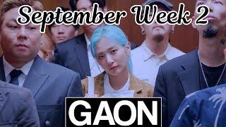 [TOP 50] Gaon Korean Music Chart 2019 [September Week 2]