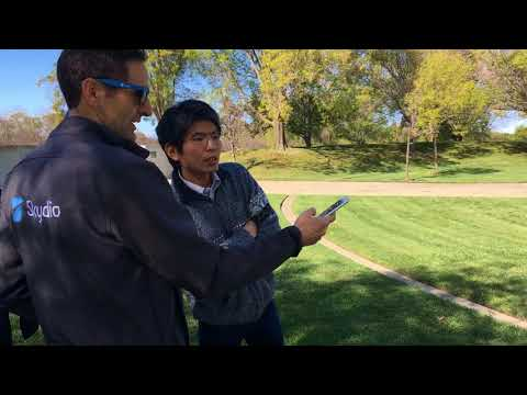 Skydio R1 Demo Event/Baylands Park/Sunnyvale - February 24, 2018