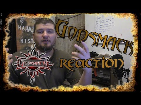 Godsmack  Bulletproof Reaction