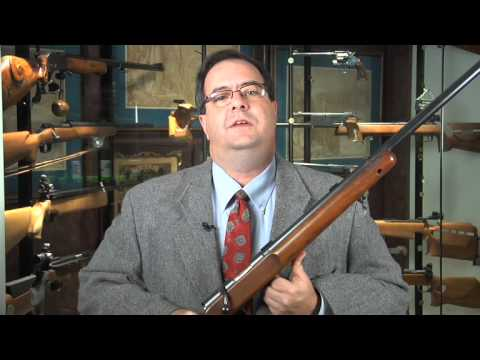 NFM Treasure Gun - Art Cook's Olympic Gold Medal Rifle