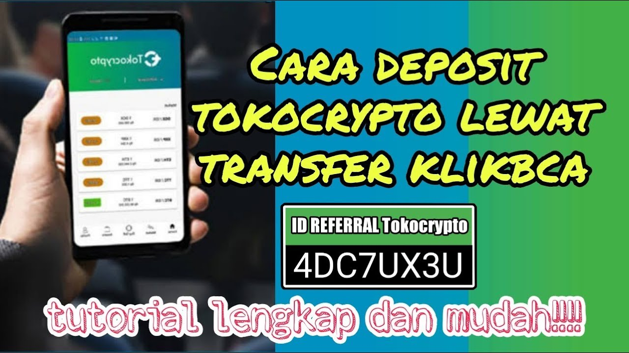 cara indėlis bitcoin lewat bca)
