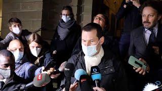 Pierre Maudet réagit à sa condamnation