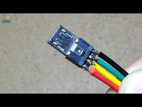 Build Micro USB Cable