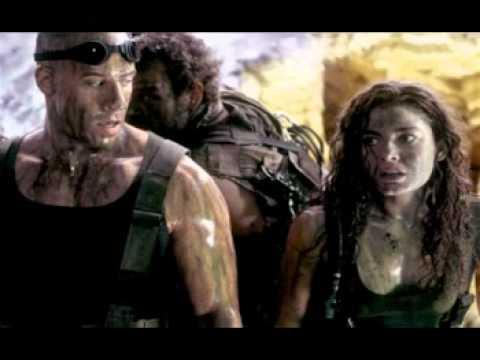 Musique film - Les chroniques de riddick 2004 ( Vin Diesel ). poster