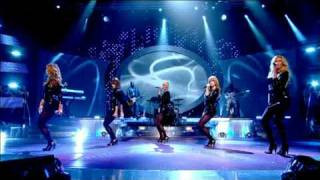 Girls Aloud  -  Sexy no no no (Live dance x)