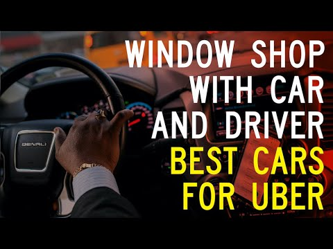 Finding the Perfect Cars for Ride Sharing: Window Shop with Car and Driver