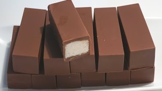 HOW TO MAKE BOUNTY BARS  (BEST RECIPE, BY CRAZY HACKER)