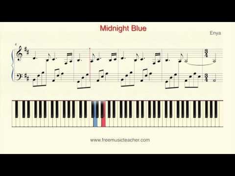 How To Play Piano: Enya