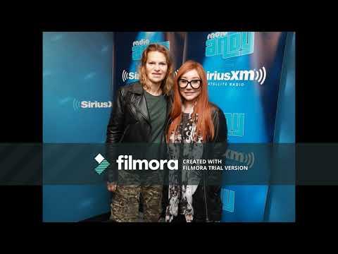 Tori Amos on Sandyland with Sandra Bernhard Part 1