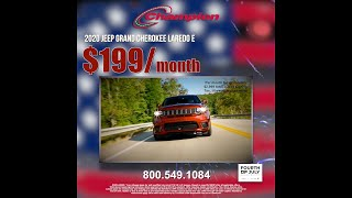 Dodge, Jeep, Ram  | '4TH OF JULY' Lease Deals | Los Angeles, Downey CA (California) | 800.549.1084