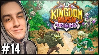 NOWE POZIOMY W ORIGINS! - Kingdom Rush Origins #14