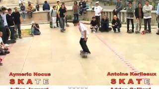 Es game of skate final france 2008 paris Le Dome