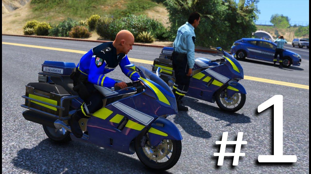 gta 5   gendarmerie e r i