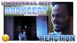 Lil Tracy X Lil Peep BackSeat Reaction