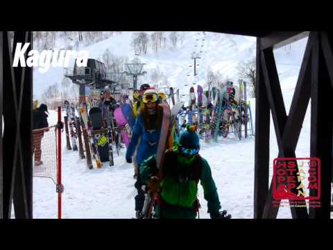 Kagura Ski Resort in Echigo-Yuzawa / Just 70 minutes from Tokyo