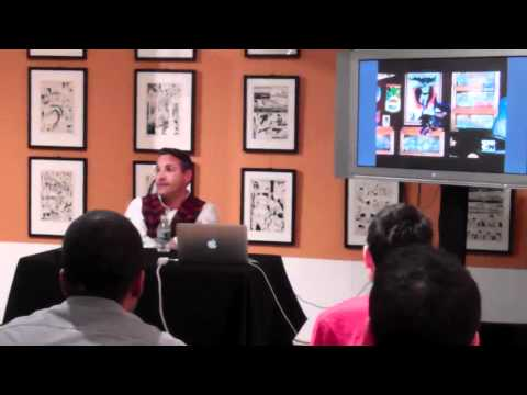 MoCCA Thursdays: Chip Kidd Talks Bat-Manga, Part 6 of 6