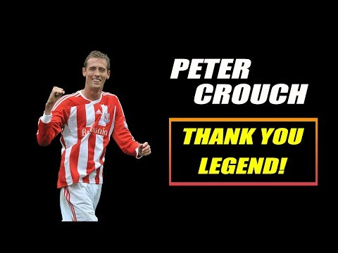 Peter Crouch Officially Retires! 😥 Best Moments Of Epic Englishman