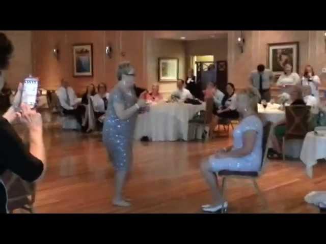Surprise Wedding Dance with DJ ALi