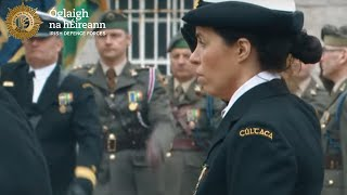Reserve Defence Forces 90th Anniversary Commemoration