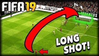 FIFA 19 - Best LONG RANGE Goals?
