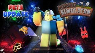 Roblox Mining Simulator #5: Ch'i c'ng Duy Roblox TV