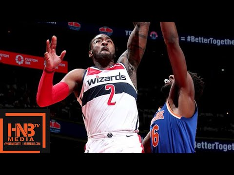 New York Knicks vs Washington Wizards Full Game Highlights | 11.04.2018, NBA Season