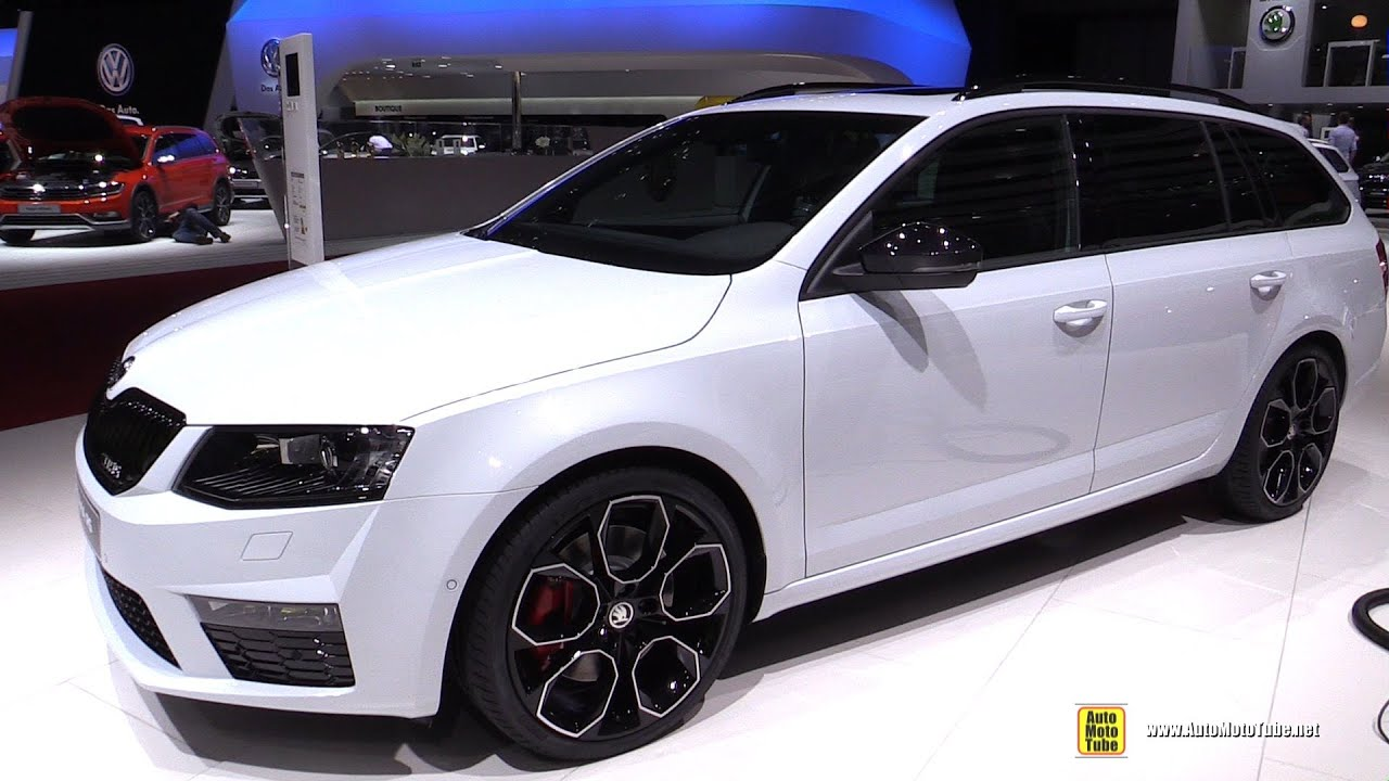 2015 skoda octavia rs 2 0 tsi 230hp exterior and interior walkaround 2015 geneva motor show. Black Bedroom Furniture Sets. Home Design Ideas