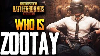 Who is ZOOTAY | WILDCARD | PRO PLAYER TIPS AMA | PUBG MOBILE