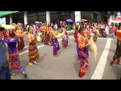 Philippines -- 2013 Kadayawan Festival in Davao City