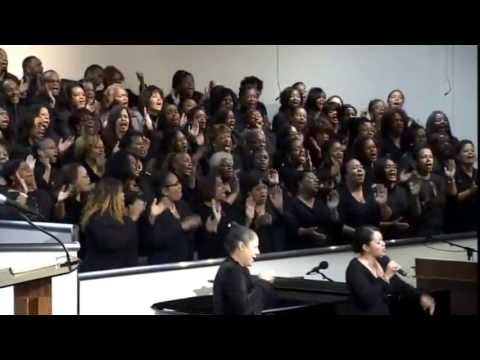"""""""Take it Back"""" Dorinda Clark-Cole, United Voices Choir w/ Anthony Brown"""