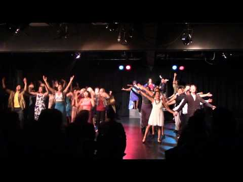 Skylight Music Theatre - Musical Theatre Residency ONCE ON THIS ISLAND at MSHA PART 1