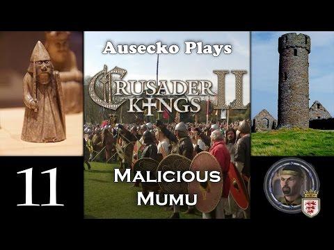 CK2 Malicious Mumu 11 [Anglo v Saxon]