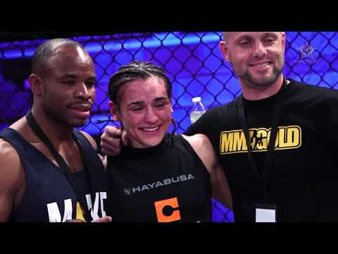 Invicta FC 23: Yaya Rincón Post-Fight Interview