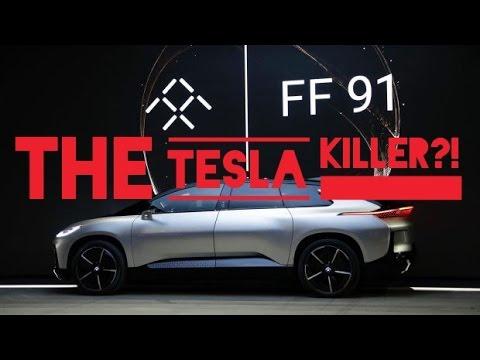 Let's Talk Tesla: Faraday Future FF91 Unveiled