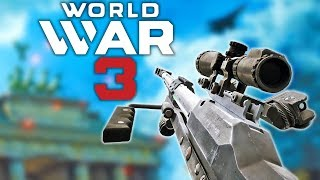 SNIPING AND FLANKING World War 3 Gameplay TOR + AK15