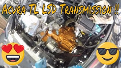 Installed an Acura TL LSD Trans in my Turbo 7th Gen Accord! TRANS ISSUE PART 3(Ep.24 Quest to 600hp)