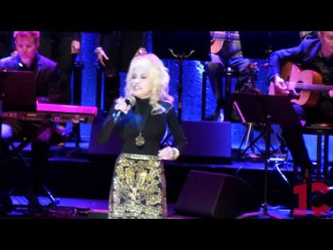Dolly Parton Performs At Country Music Hall Of Fame