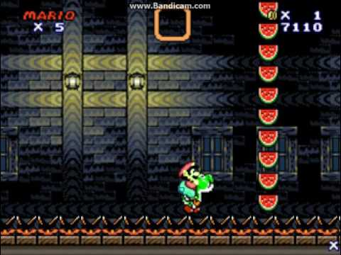 super mario flash 2 level editor world 6 5 watermelon ghosthouse