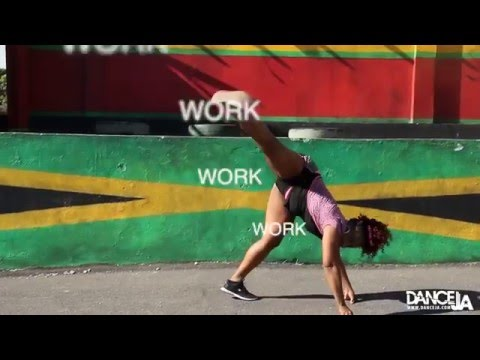 how to dance jamaican style
