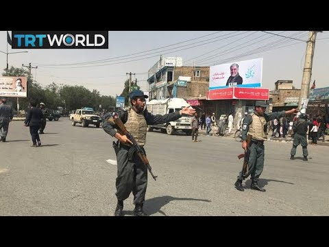 Afghanistan Blast: Taliban claim bomb attack on Afghan police