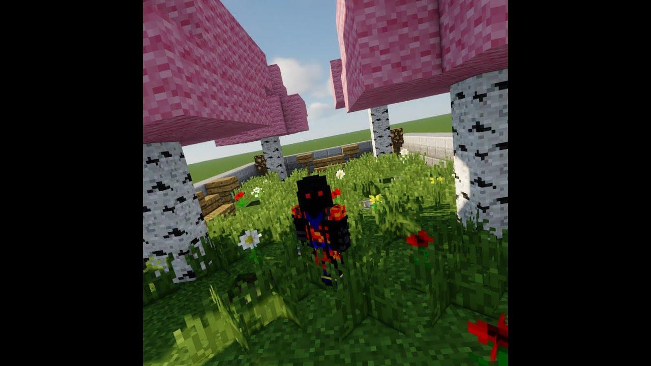 Tuto Faire Un Jardin Japonais Sur Minecraft Facile Youtube