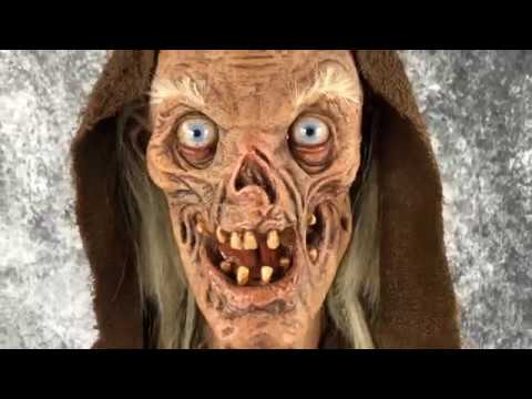 Kreationx Tales From The Crypt Crypt Keeper Life Size Bust Review