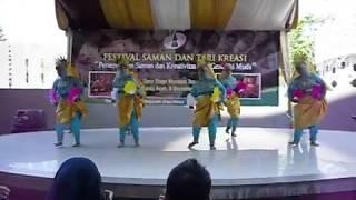 Tari Kreasi Nirmala ALa SMTI Banda Aceh