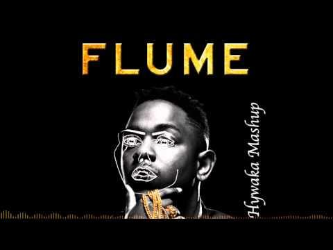 Kendrick Lamar x Flume - You & Me Backseat (Hywaka Mashup)