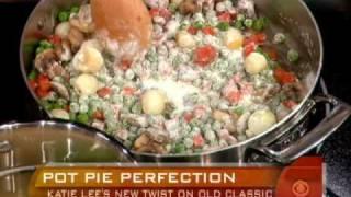 Katie Lee's Chicken Pot Pie